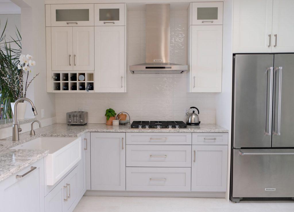 Kitchen renovation West Vancouver