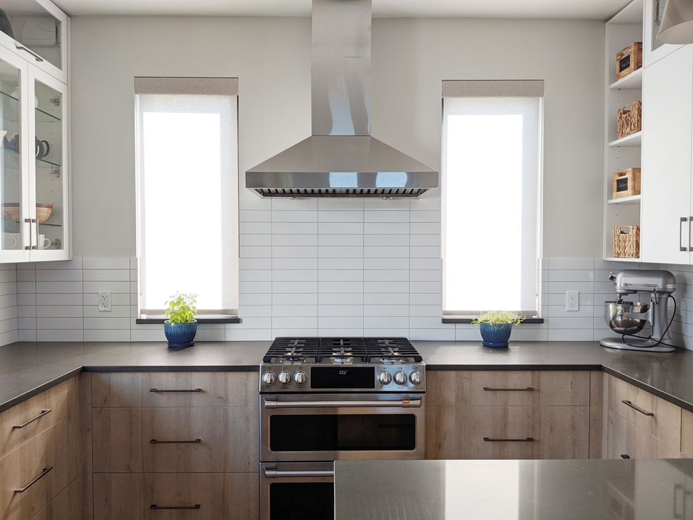 Coordinated Kitchen and Bath - kitchen renovation