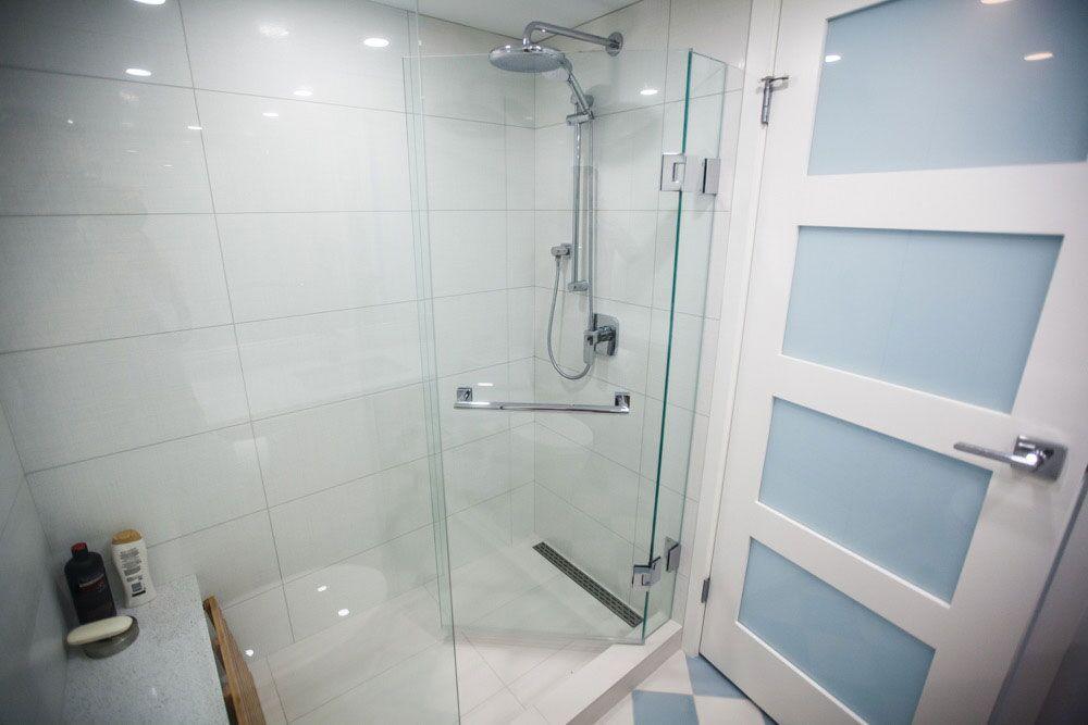 The final bathroom