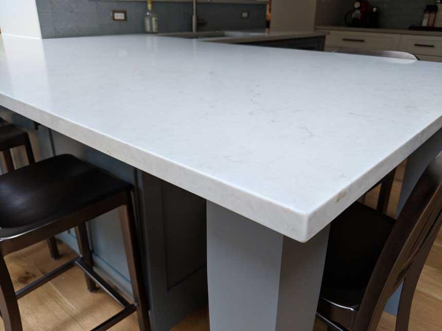 Caesarstone quartz countertops
