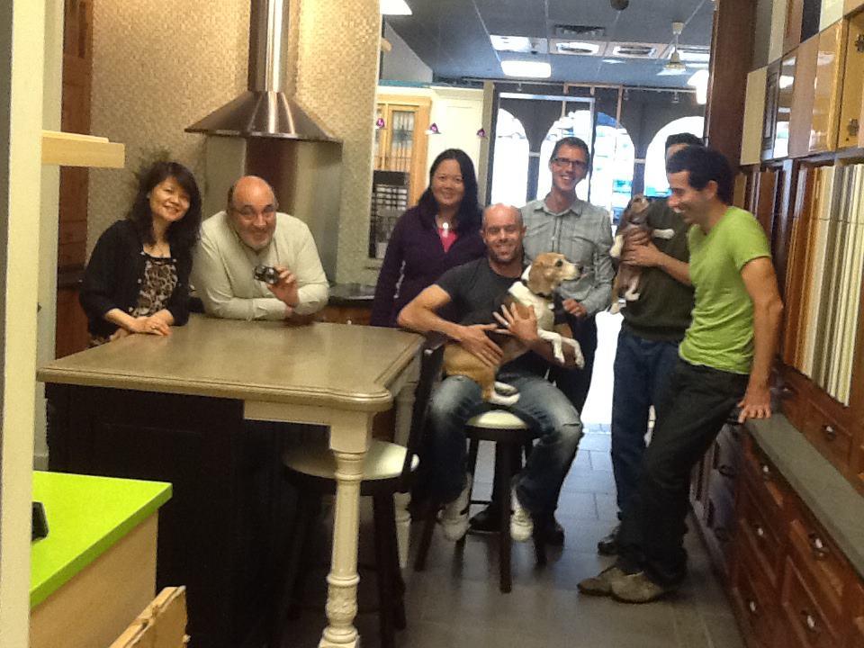 Coordinated Kitchen and Bath Team