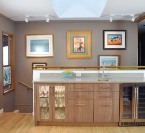 Kitchen and Bathroom Cabinets - Coordinated Kitchen and Bath