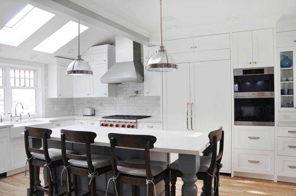 Kitchen Cabinet Design Project in the Kitsilano Area