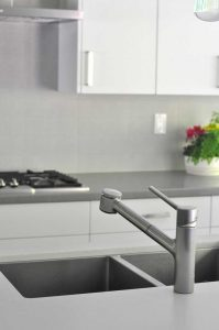 Kitchen Faucet - Coordinated Kitchen and Bath
