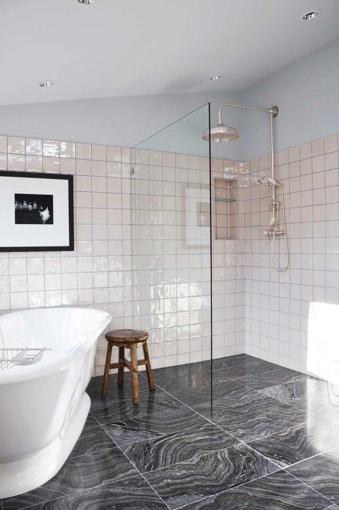 Vancouver Bathroom Reno - Coordinated Kitchen and Bath